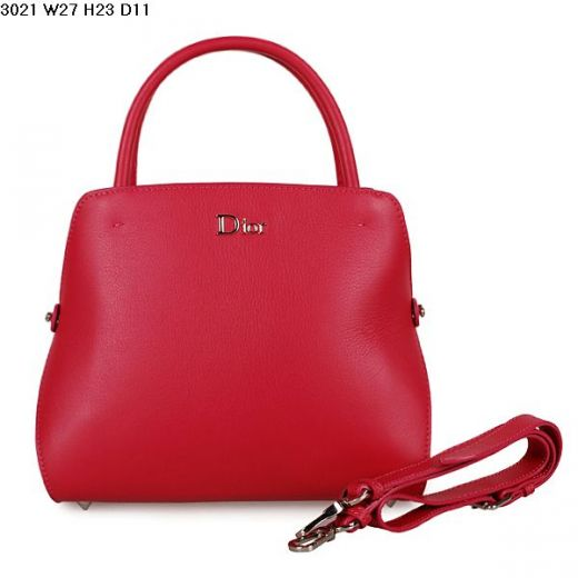 Cheapest Middle Size Women's Tote Bag Peach Calfskin Leather Side Rivet Buttons Top Handle