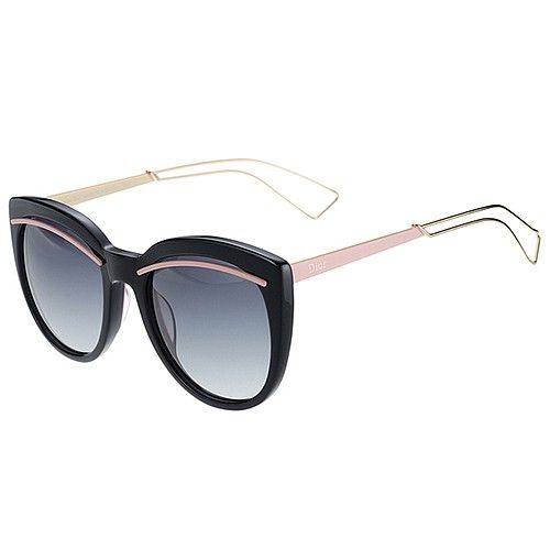 Christian Dior Sideral 2 Sunglasses Pink Hollow Metal Temples Girls Sale